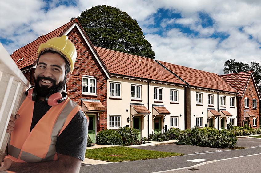 How did Prospect Generator help housebuilders during 2020?